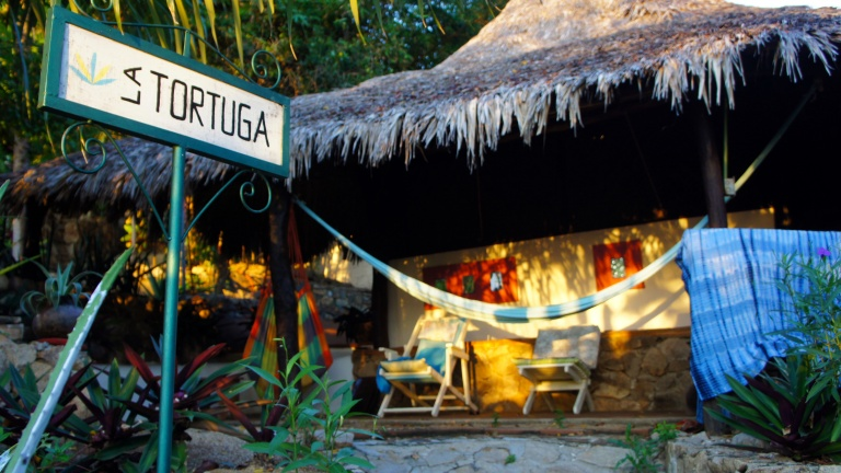 La Tortuga - Our home for a month