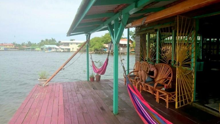 Casa de Bambu deck