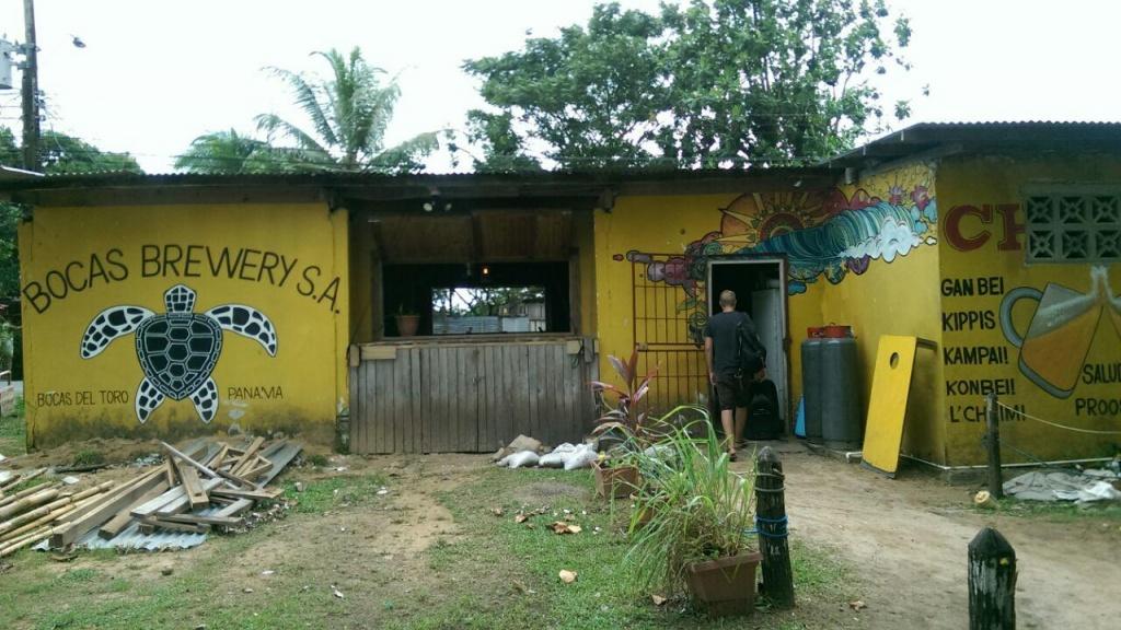 Bocas Brewery